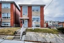 Homes for Sale in Eglinton/Keele, Toronto, Ontario $950,000