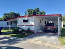 Homes Sold in Westgate Community, Largo, Florida $12,900