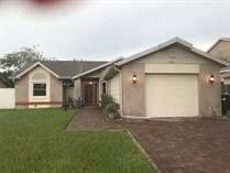 Homes for Sale in Meadow Woods, Orlando, Florida $272,900