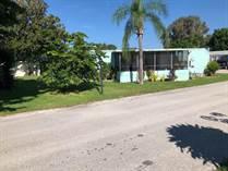 Homes for Sale in Colony Cove, Ellenton, Florida $17,500