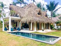 Homes for Sale in Playa Coson, Las Terrenas, Samaná $480,000