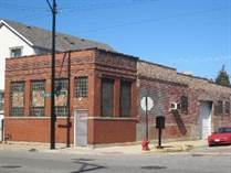Commercial Real Estate for Sale in Chicago, Illinois $399,900