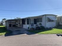 Homes for Sale in Holiday Mobile Home Park, Lakeland, Florida $8,400