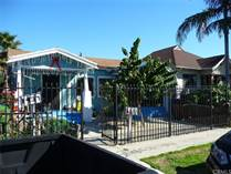 Multifamily Dwellings for Sale in Los Angeles, California $390,000