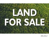 Lots and Land for Sale in Smithtown, New York $99,000