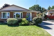 Homes for Sale in Hamilton, Ontario $589,000