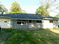 Homes for Sale in Madison, Ohio $53,000