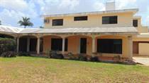 Homes for Sale in San Ramon Norte, Merida, Yucatan $3,999,000