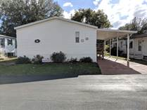 Homes for Sale in Hickory Hills, Lakeland, Florida $22,000