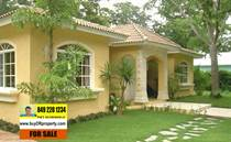 Homes for Sale in Hispaniola Residencial , Sosua, Puerto Plata $235,000