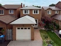 Homes for Sale in Burnhamthorpe, Mississauga, Ontario $1,075,000