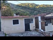 Homes for Sale in Agua Azul, Puerto Vallarta, Jalisco $120,000
