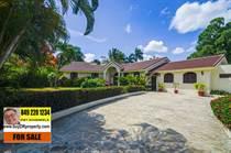 Homes for Sale in Seahorse Ranch, Sosua, Puerto Plata $550,000