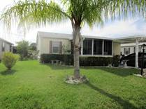 Homes Sold in Cypress Creek Village, Winter Haven, Florida $26,500