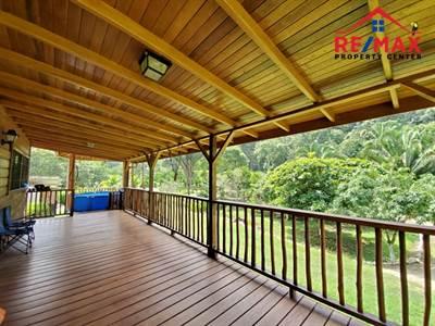 #4033 - Solar Powered Eco Home on 40 Acres of Land - near San Ignacio Town, Cayo District