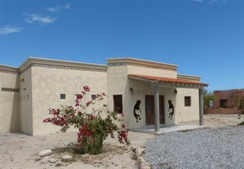 Home for Sale in EL DORADO RANCH, San Felipe, Baja California $125,000