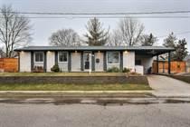 Homes for Sale in Hespeler, Cambridge, Ontario $589,900