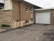 Homes for Rent/Lease in Martin Grove/Rexdale, Toronto, Ontario $1,450 monthly