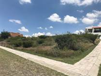 Lots and Land for Sale in Mesa del Malanquin, San Miguel de Allende, Guanajuato $249,900