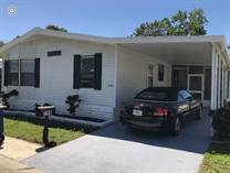 Homes for Sale in Island In The Sun, Clearwater, Florida $59,995