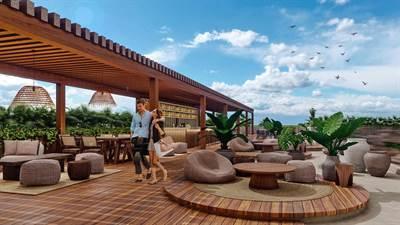2 Br. Condo with 10 years of financing. Private Pool. Aldea Zama, Tulum
