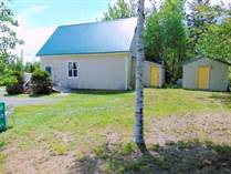 Homes for Sale in Fairhaven, Deer Island, New Brunswick $78,000