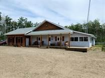 Homes for Sale in Alberta, Rural Smoky River No. 130 M.D. of, Alberta $799,900