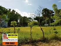 Lots and Land for Sale in Playa Chiquita , Sosua, Puerto Plata $110,000