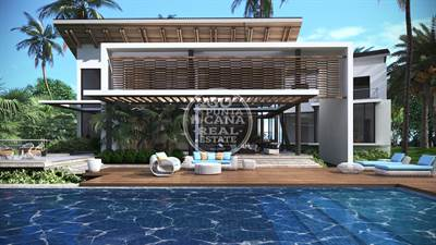Punta Cana Luxury Villa For Sale    Hacienda 610     Punta Cana Resort, Dominican Republic