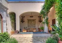 Homes Sold in Atascadero, San Miguel de Allende, Guanajuato $895,000
