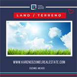 Lots and Land for Sale in Fraccionamiento Cuzamil, Quintana Roo $90,000