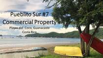 Commercial Real Estate for Sale in Playas Del Coco, Guanacaste $128,000