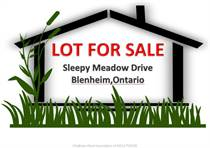 Lots and Land for Sale in Blenheim, Ontario $81,000