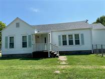 Homes for Sale in Winway, Parsons, Kansas $55,000