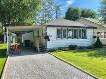 Homes for Sale in Erieau, Ontario $295,000