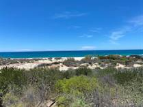 Lots and Land for Sale in East Cape, Baja California Sur $109,000