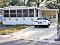 Homes for Sale in Three Seasons Mobile Home Park, Brooksville, Florida $29,900