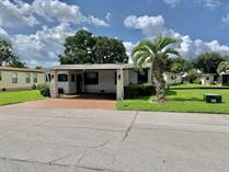 Homes for Sale in Country Meadows, Plant City, Florida $17,900