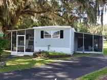 Homes for Sale in Three Seasons Mobile Home Park, Brooksville, Florida $43,500
