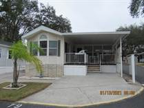 Homes for Sale in Waters Edge RV Resort, Zephyrhills, Florida $32,000