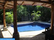 Homes for Sale in Calle Hermosa, Playa Hermosa, Puntarenas $315,000