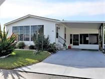Homes for Sale in Fishermans Cove, Dade City, Florida $48,000