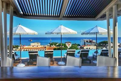 Modern & Chic Studio in the Heart of Playa del Carmen