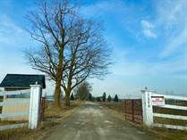 Farms and Acreages for Rent/Lease in Vaughan, Ontario $5,000 monthly