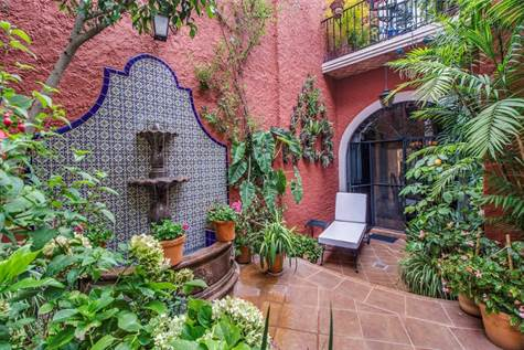 Home For Sale In Centro San Miguel De Allende Guanajuato 699 000