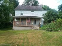 Homes for Sale in Pennsylvania, Fell Twp, Pennsylvania $49,900