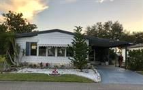 Homes for Sale in Country Place MHP, New Port Richey, Florida $44,900