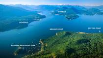 Lots and Land for Sale in Melody Point, Keats Island, British Columbia $249,900