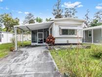 Homes for Sale in Sherwood Forest, Kissimmee, Florida $28,500
