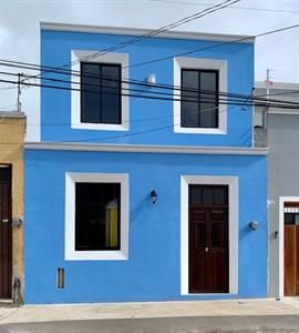 """Mérida, Yucatan Presents """"CASA TULI'X""""  Steps to Santiago and Santa Ana Neighborhoods !!!"""